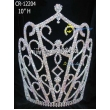 big special style tiara pageant crown
