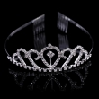 2016 Fashion Bridal Tiaras Wholesale Silver Wedding Tiaras
