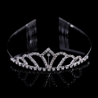 Wholesale silver wedding tiaras 2016