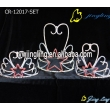 differ size of sets star patriotic crown