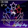 Patriotic Crown Star Shape