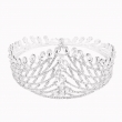 New Fashion White Whole Rhinestones Crown