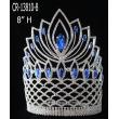 Wholesale Sapphire Cheap Pageant Tiaras