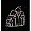 Elegant Custom Color Pageant Crowns