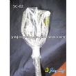 tulip shape Pageant Scepters