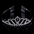 2016 New wedding jewelry silver wholesale princess tiaras