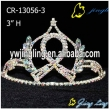 Ribbon Crown AB Stone