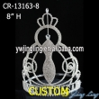 rhinestone pageant crown
