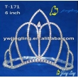 Pageant Crown Simple Shape