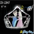 crown wedding shape