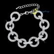 Jingling wedding bracelets and classic design