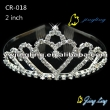 Fashion heart rhinestone wedding tiaras