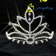 2012 new design rhinestone prom crowns tiaras