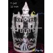 Castle Crown Cinderella Shape