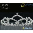 rhinestonetiara pageant crowns CR-672