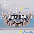 Custom King Crowns Full Round Crown