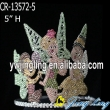 Rhinestone Custom Fairy Pageant Crowns
