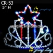 Patriotic Crown Star Tiara Crowns