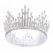Crystal Bride Tiara Crown Fashion Wedding Tiaras Headpiece Hair Jewelry Accessories Wholesale