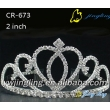 rhinestone tiara pageant crowns CR-673