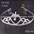 bridal rhinestone tiaras crowns