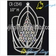 Holiday Pageant Crowns Christmas Tree
