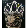 2013 new rhinestone crown
