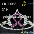 Ribbon Crown Purple Color
