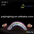 Pageant Crown Rainbow Shape