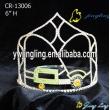Pageant Crown Car Shape