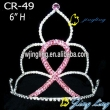 Pageant Crown Ribbon shape