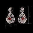 New Fashion Drop Water Rhinestone Earring