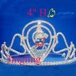 special design rhinestone pageant tiara