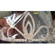 Stock crown wedding tiara 071