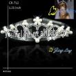 Wedding Tiara Crown Pearl