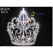hot saletiara pageant fleur de lis crown