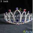 charm colorful crystal patriotic crown
