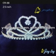 bridal wedding tiara crowns
