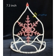Crown Stock Christmas Crown Snow Shape