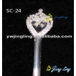 cute heart shape scepters
