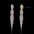 Fashion 2015 Earring Foreign trade jewelry European and American diamond earrings
