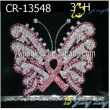 Rhinestone Animal Butterfly Halloween Pageant Crown