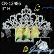crystal princess pageant crown