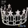 Patriotic Crown Shinning Star