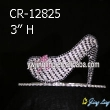 Custom King Crowns High-heeled Shoes