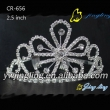 new desgin flower pageant crowns